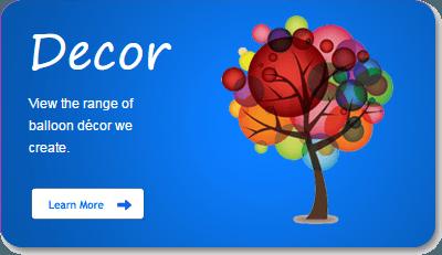 Balloon Decor Sydney