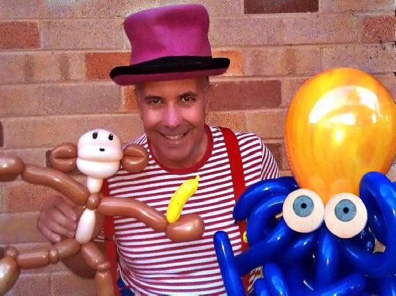 Balloon Twister Sydney