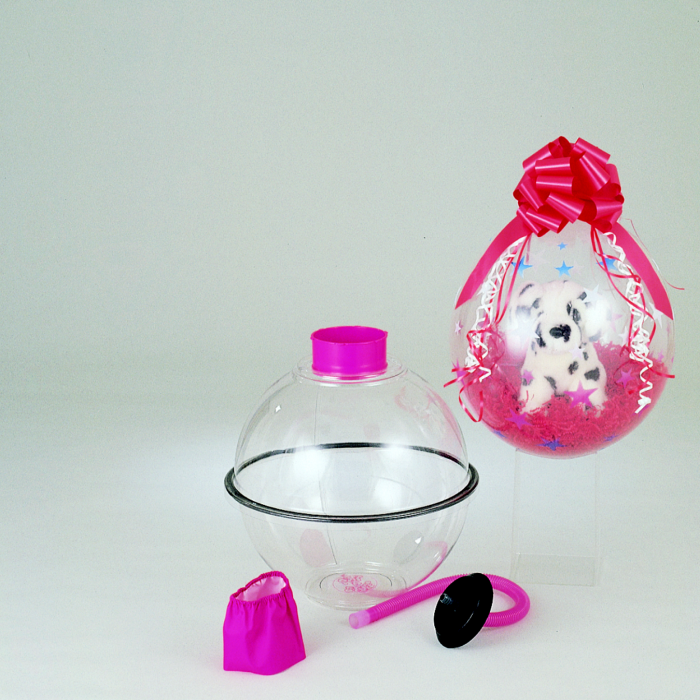Puff N Stuff Tabletop Balloon Stuffing Machine Now With Free