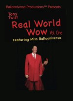 tony twost DVD cover
