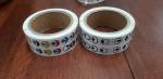 sticker rolls