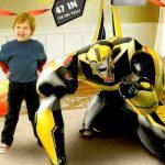 Transformers Bumblebee Airwalker