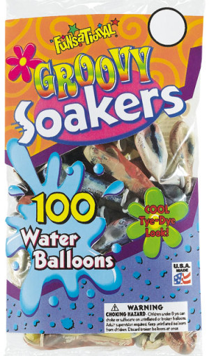 groovy soakers
