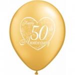 50th anniversary gold 11inch