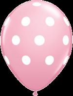 latex-round-11-pink-big-polka-dots