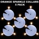 sparkle-collars-orange