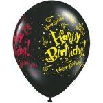 latex-round-11-onyx-black-birthday-blast-wrap