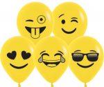 emoji prints 5 inch