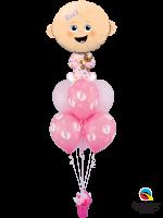 Bouquet kit Baby-Girl-Surprise-Basket_AMJ17