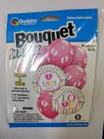 bouquet box baby girl