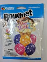 bouquet box birthday cupcake