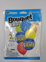 bouquet box congrats grad