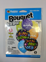 bouquet box youre how old