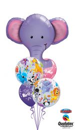bouquet kit circus birthday