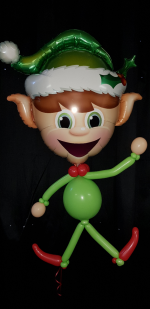 happy elf
