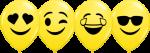 q emojis