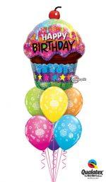 Birthday Cupcake Fun