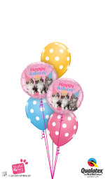 Birthday Kitties