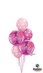 dazzling pink birthday
