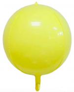 pastel yellow orbz
