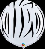 3ft zebra