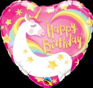 HB magical unicorn