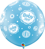baby boy dots 3ft