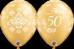 happy 50th latex