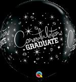 congrats grad wrap 3ft