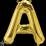 a gold