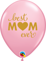 best mum ever pink