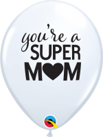 you're a super mum