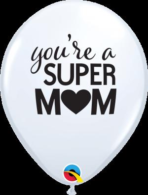 you're a super mum